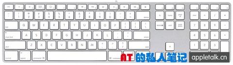 常见的苹果键盘介绍