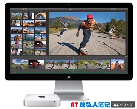 苹果电脑的类型及介绍