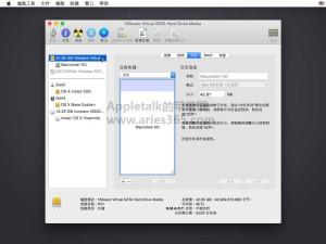 OS X系统的安装
